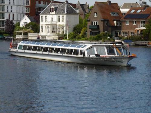 Adriaen Pauw  party boot huren Haarlem