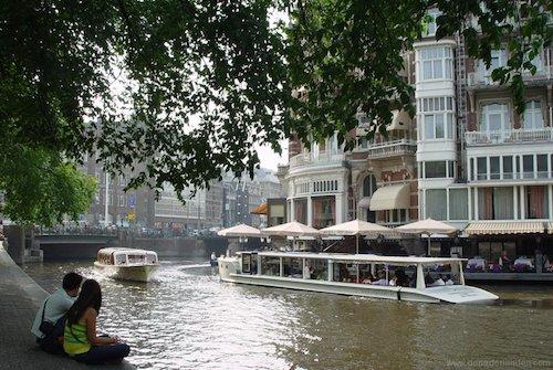 Boot huren Amsterdam rondvaart