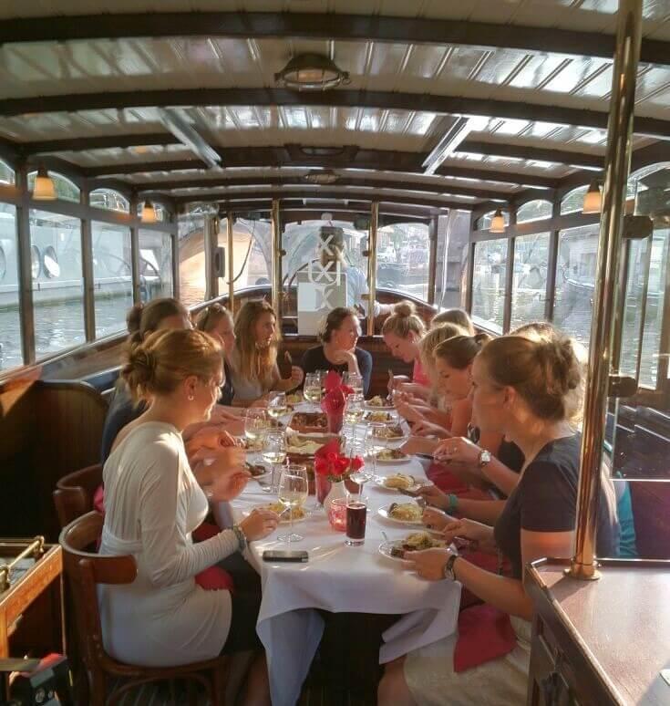 Salonboot Emma Diner