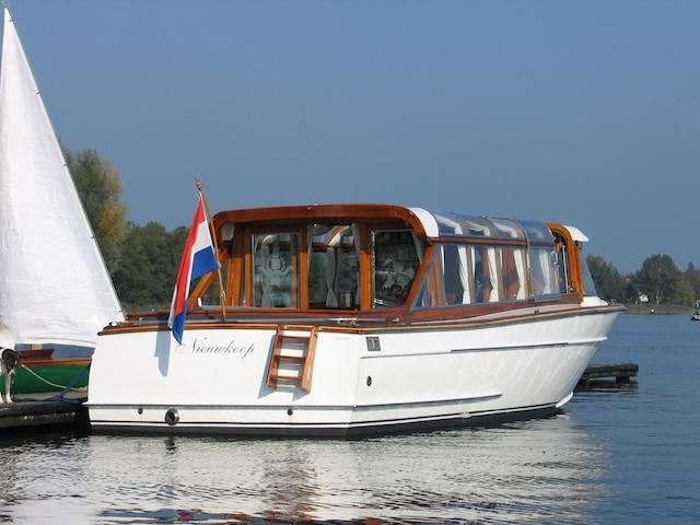 Salonboot Barbarella