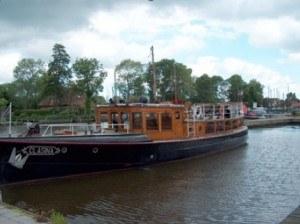 Clasina Heeg partyschip Friesland