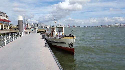 Oude Maze boot huren