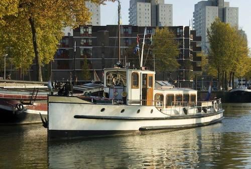 Salonboot Oude Maze huren